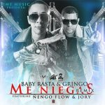 [MP3 + Letra] Baby Rasta y Gringo Ft. Ñengo Flow & Jory Boy – Me Niegas (Official Remix)
