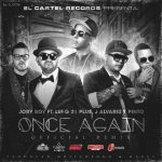 MP3: Jory Boy Ft. Lui-G 21 Plus, J Alvarez & Pinto – Once Again (Official Remix)