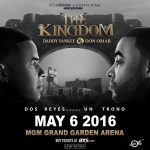 "Daddy Yankee y Don Omar Llevan Su Gira ""The Kingdom"" A Las Vegas"