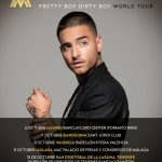 "Maluma Amplía Su Gira ""Pretty Boy Dirty Boy World Tour"" Por España"
