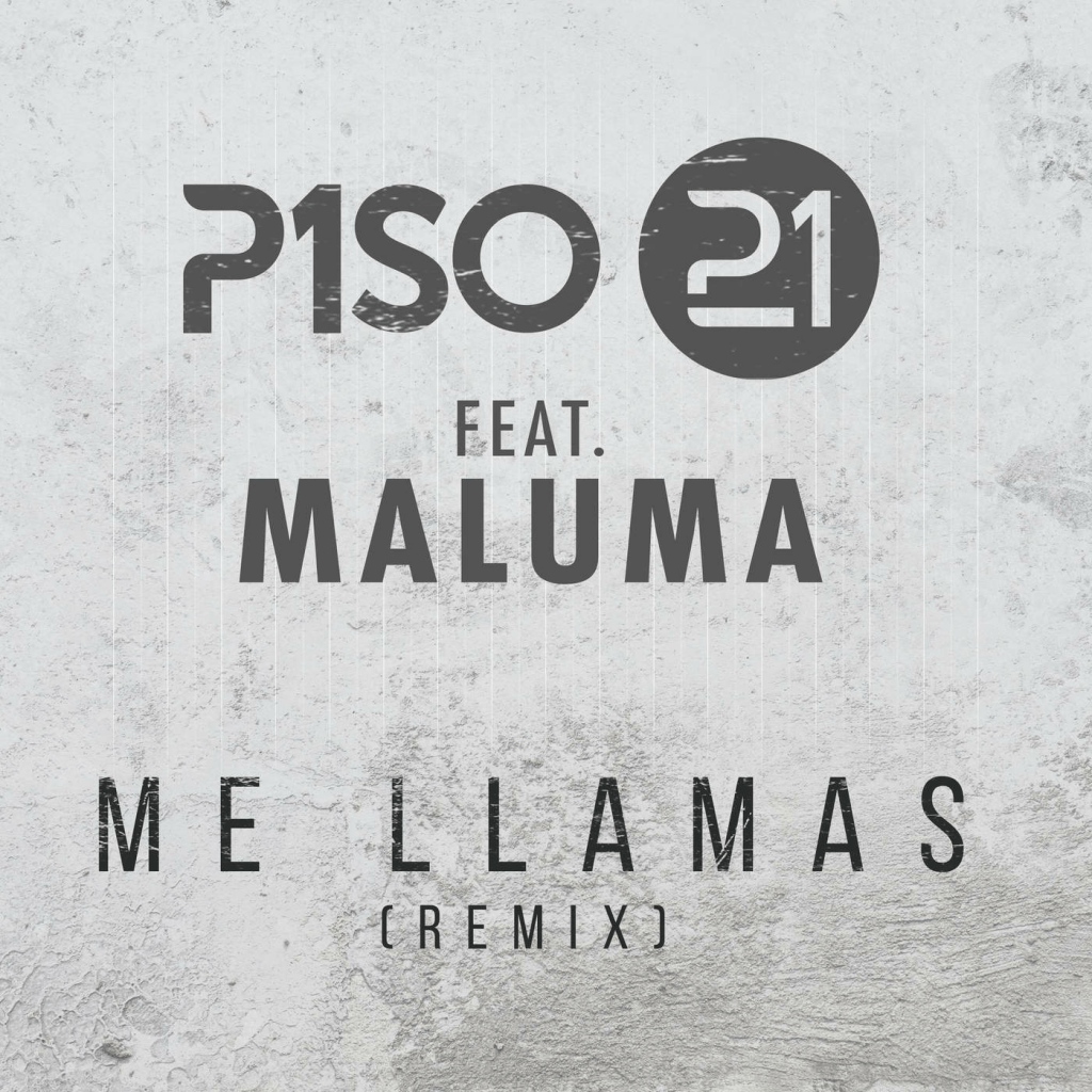piso 21 ft maluma me llamas official remix