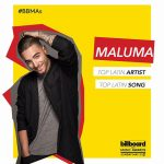 Maluma Nominado A Los '2017 Billboard Music Awards'