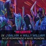 """Mi Gente"" De J Balvin y Willy William Sigue Rompiendo A Nivel Mundial"