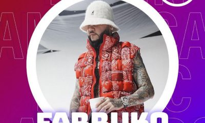 Farruko recibe dos nominaciones a los Latin American Music Awards 2021