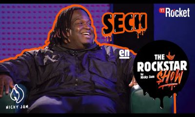 Nicky Jam entrevista a Sech en The Rockstar Show Video